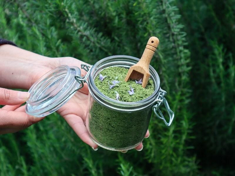rosemary and herb salt