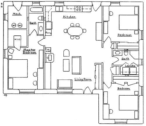 Beachcomber floor plan