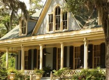 How to make an old house greener