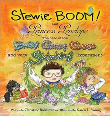 Green kids books