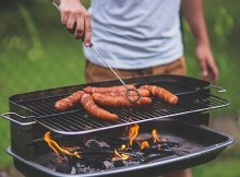 Eco-friendly barbecue tips