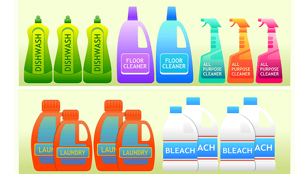 Watch out for these unsafe cleaning products
