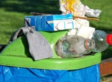 Tips for properly recycling food containers