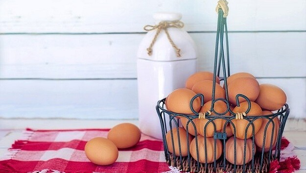 How to preserve fresh eggs