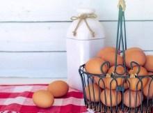 How to preserve fresh eggs