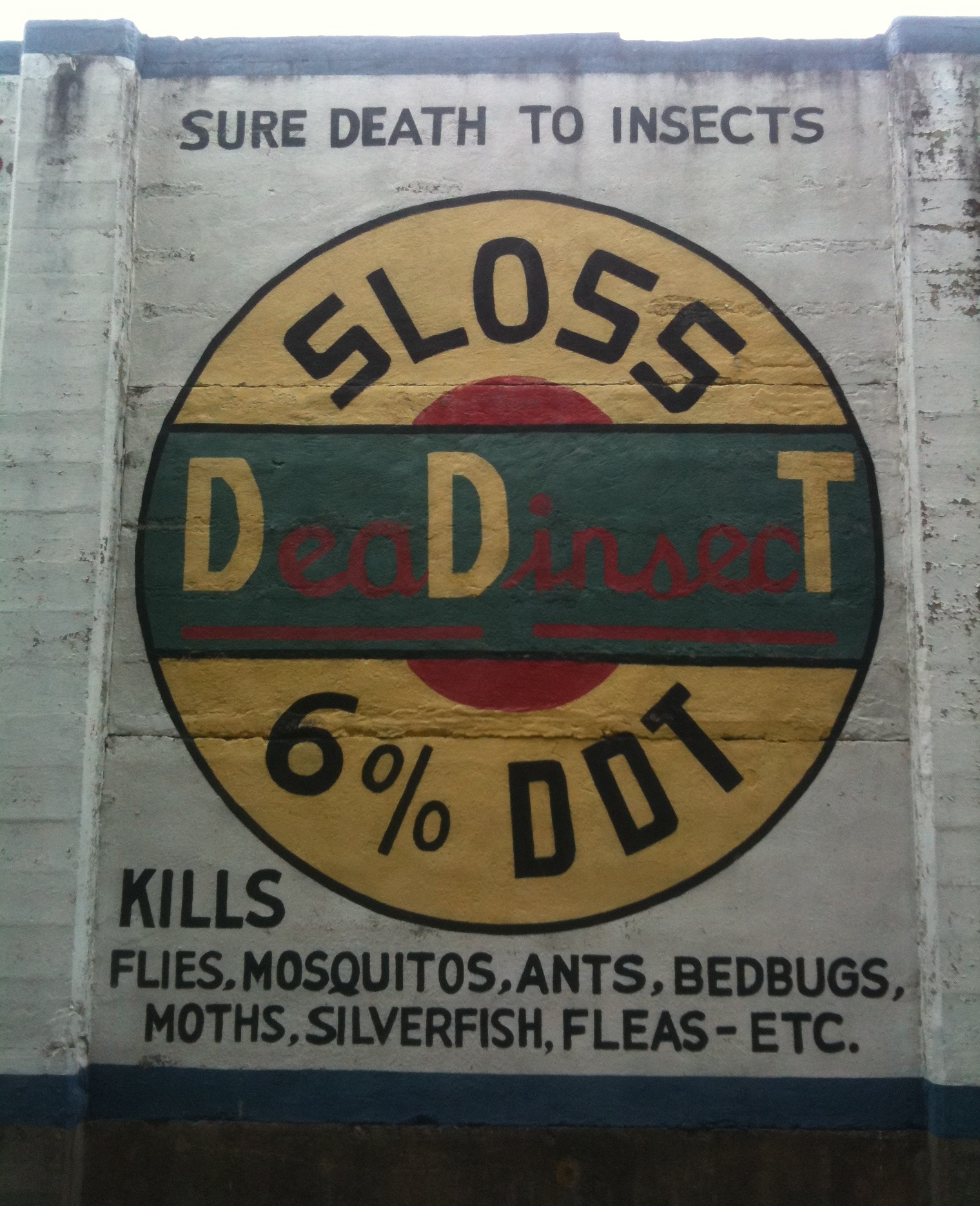 The Cautionary Tale Of Ddt Biomagnification