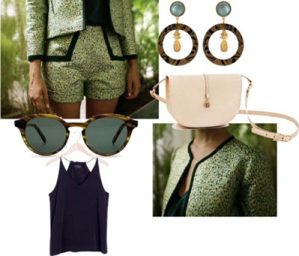 Celebrate St. Patrick's Day with a Green Suit