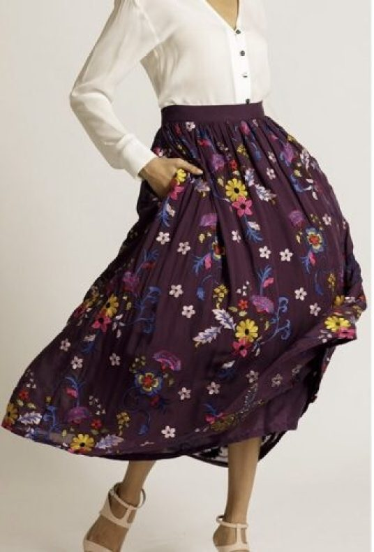 Victoria Road Skirt