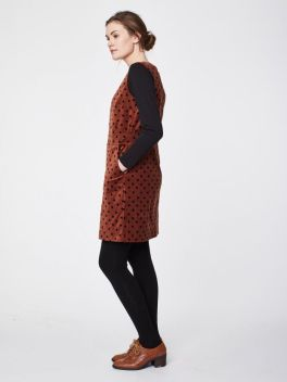 wwd3609-russet-brown_wwd3609-russet-brown--organic-cotton-spotted-brown--pinafore-dress-0007.jpg