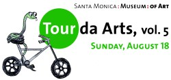 Tour da Arts vol5 logo
