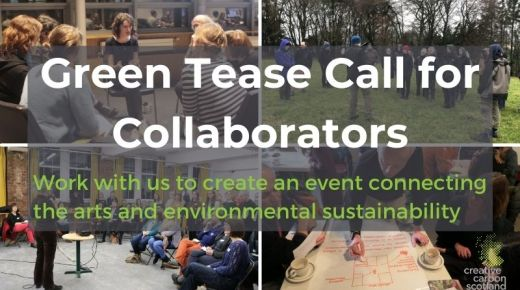 Opportunity: Co-organise a Green Tease event with us