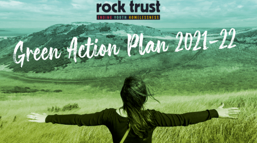 Youth Homelessness Charity launches first Green Action Plan ahead of World Environment Day 2021
