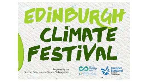 Opportunity: Art installation at Edinburgh Climate Festival