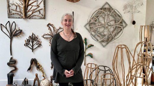 Loren Eiferman: Drawing in Wood