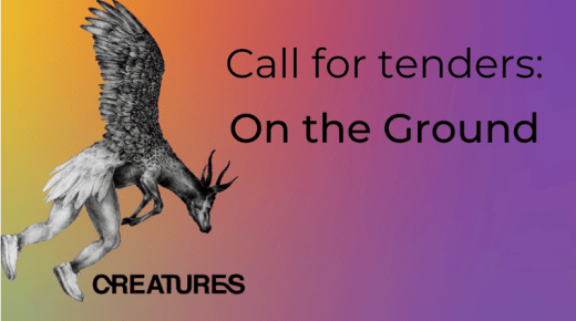 Opportunity: Call for tenders – 'On the Ground'