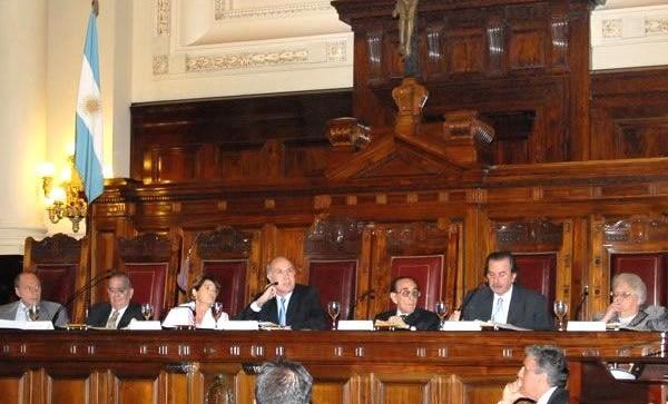 court argentina