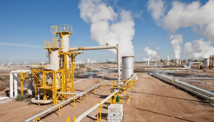 Geothermal Energy Plant in El Salvador