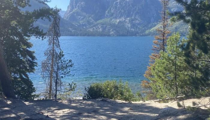 Grand Teton Lake Jenny