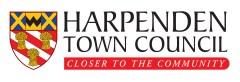 HarpendenTC Logo ShieldNoQ