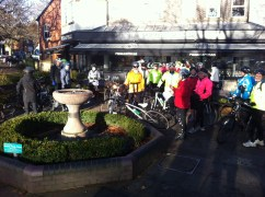 Graceful Greens womens bike ride Harpenden