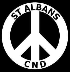 St Albans CND logo2