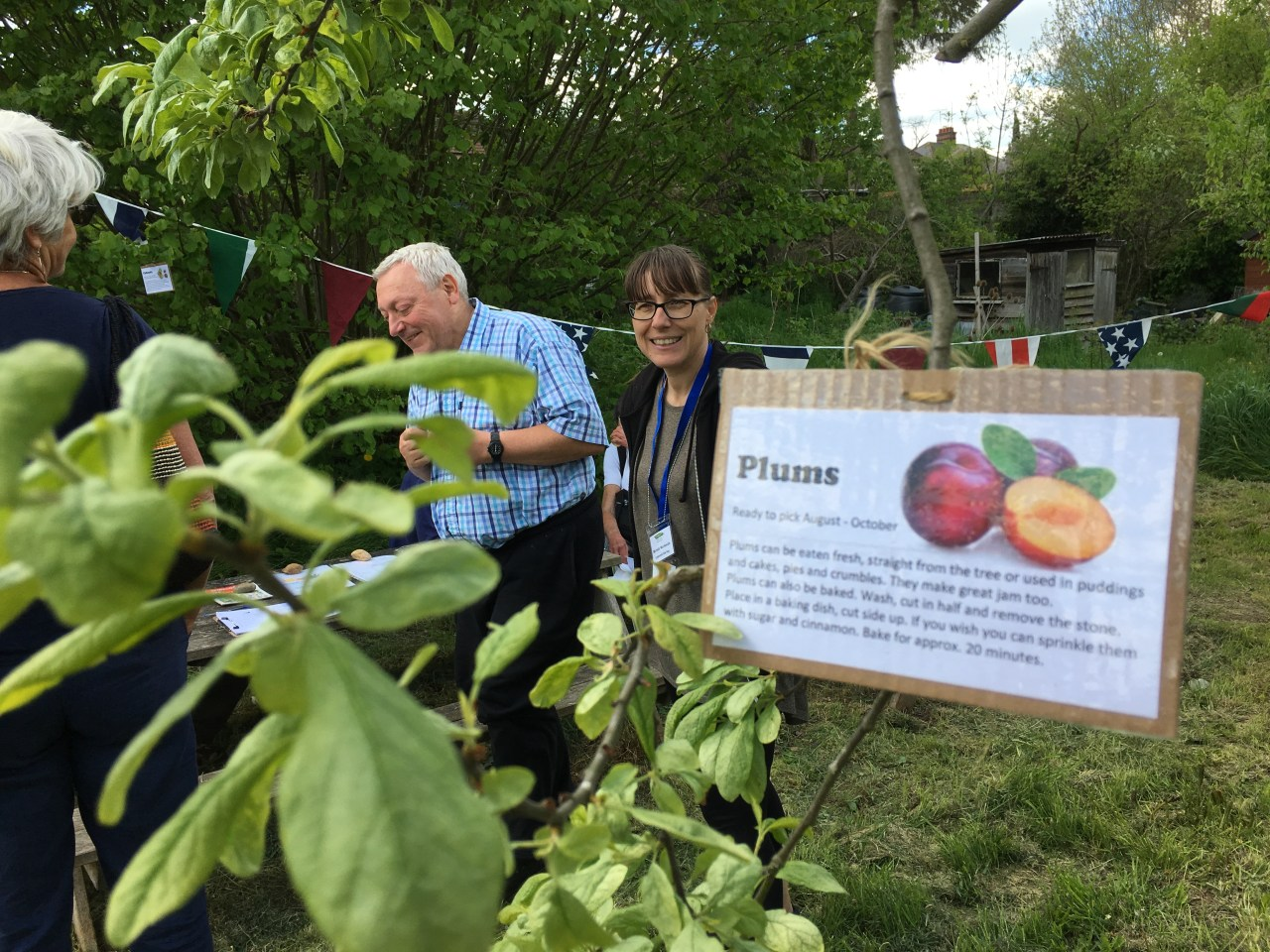 Cottonmill Fruit Orchard
