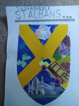 Lockdown competition - Imogen age 12 St Albans sustainability