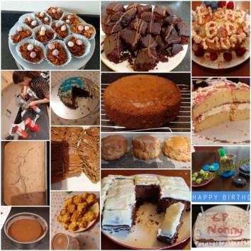 Lockdown competition - Priya age 11 baking