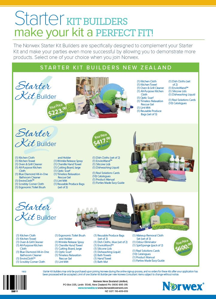 Join norwex in new zealand risk free sustainable suburbia can you host your own party do you have to pay for host rewards solutioingenieria Choice Image