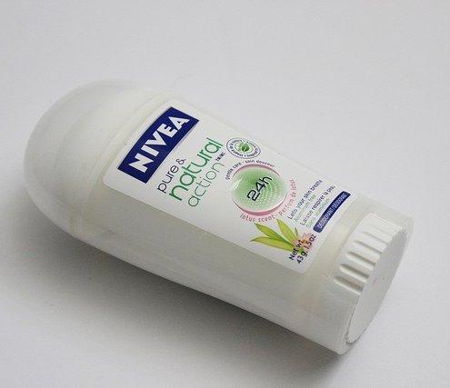 Nivea Pure and Simple Deodorant