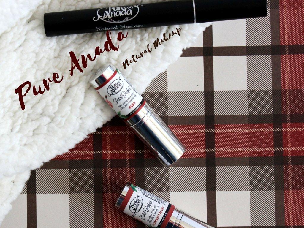 Pure Anada Natural Makeup | Review