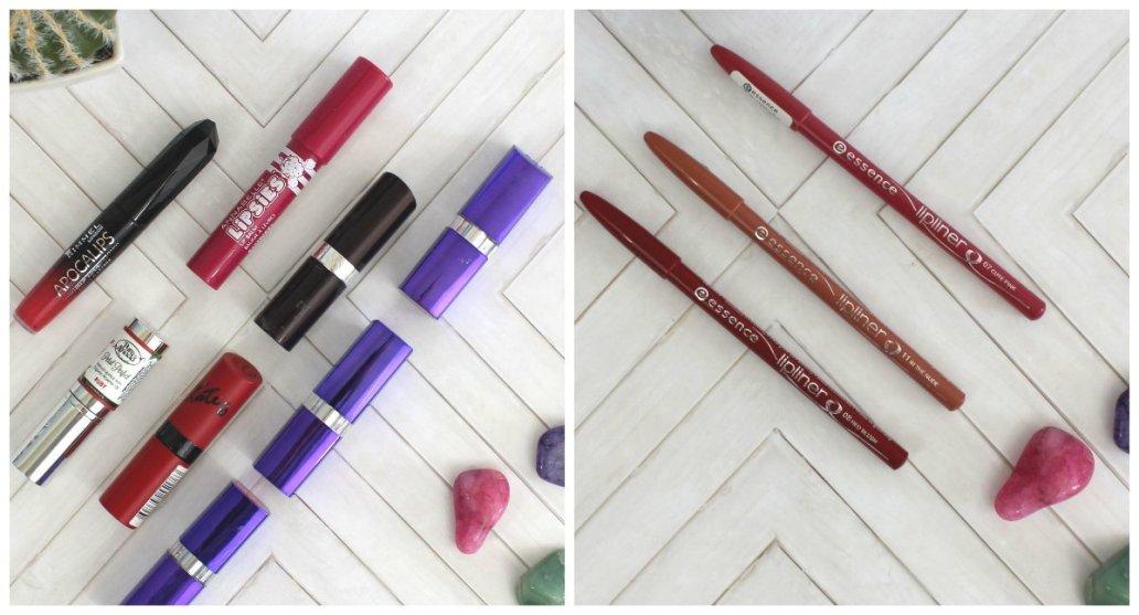 makeup purge lip products 2017