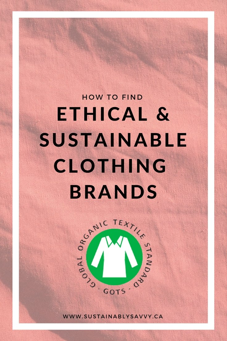how to find ethical and sustainable clothing brands