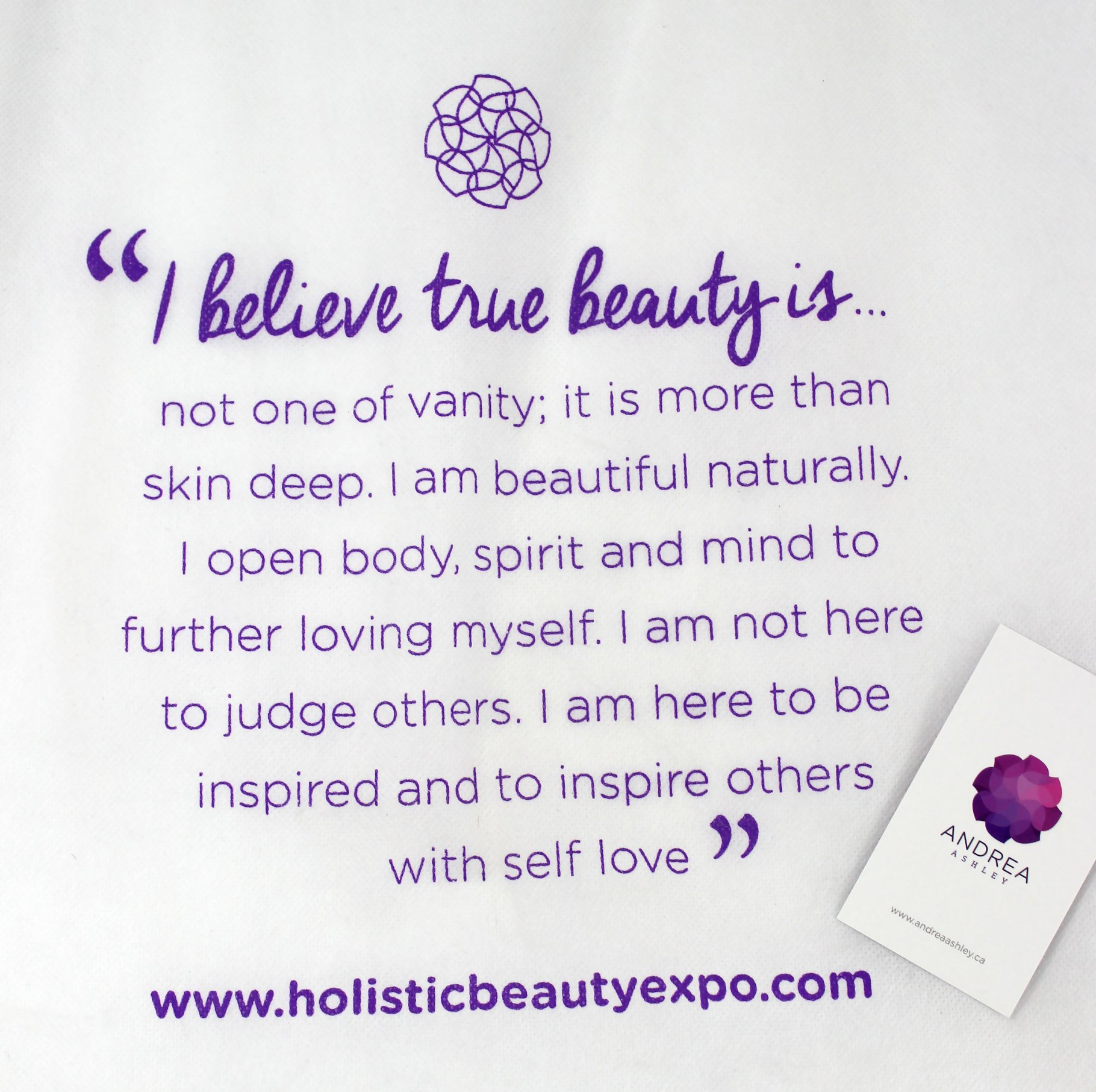 Holistic Beauty Expo | Event Recap