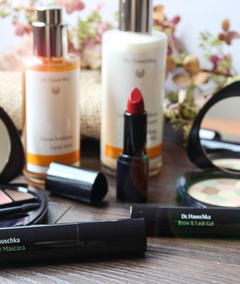 DR. HAUSCHKA NATURAL MAKEUP