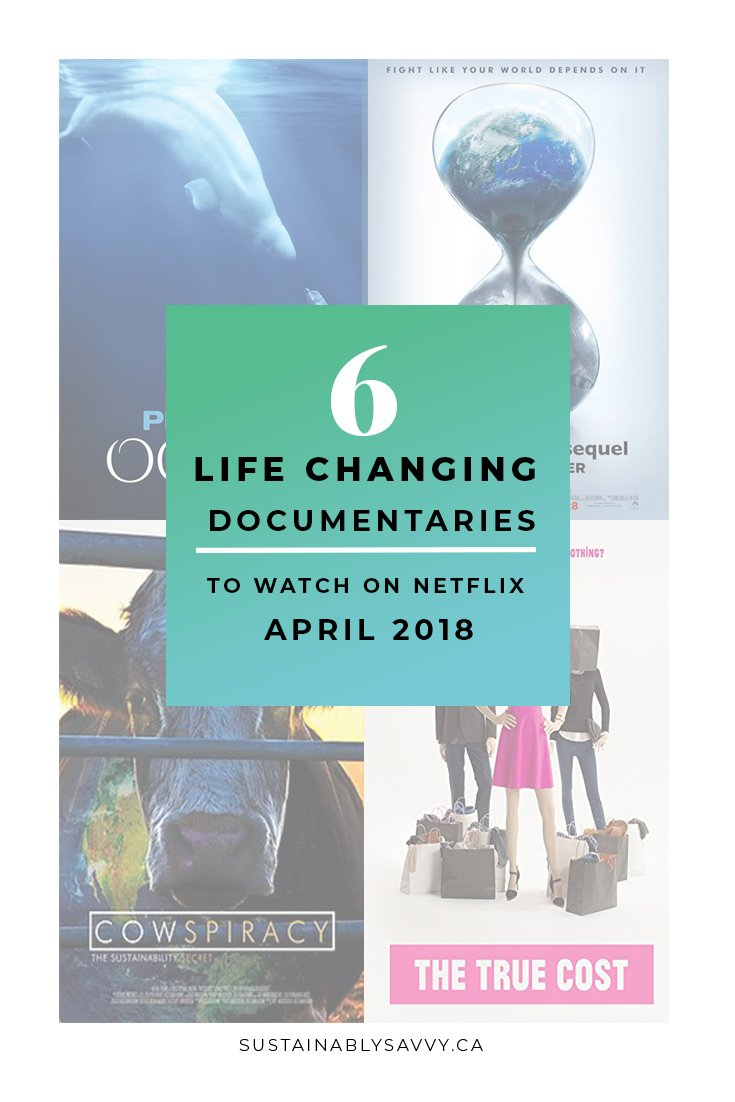 6 LIFE CHANGING DOCUMENTARIES TO WATCH ON NETFLIX 2018
