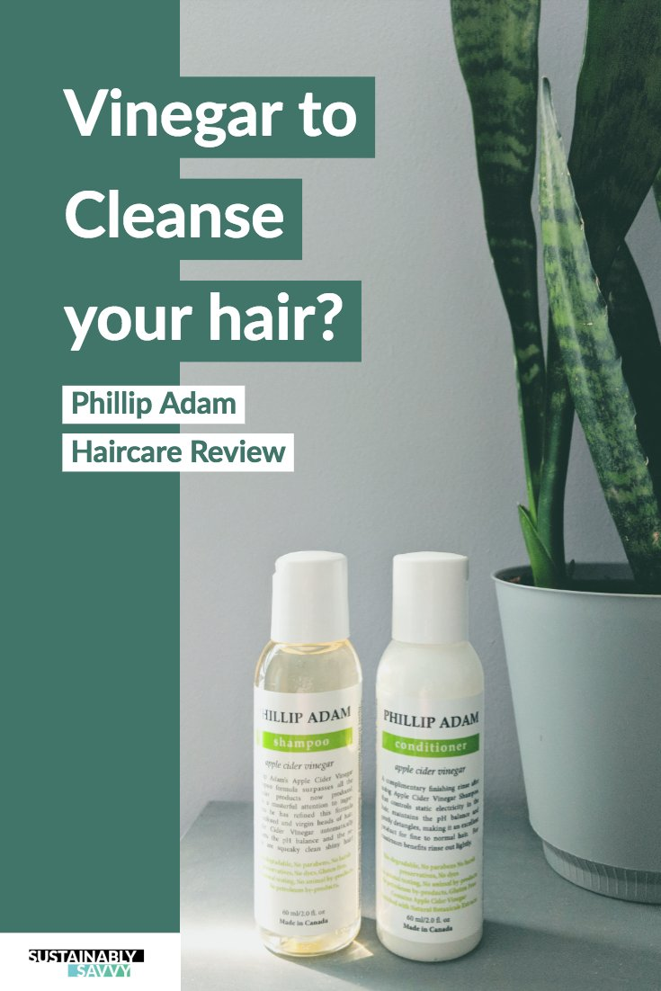 Phillip Adam Haircare Pin