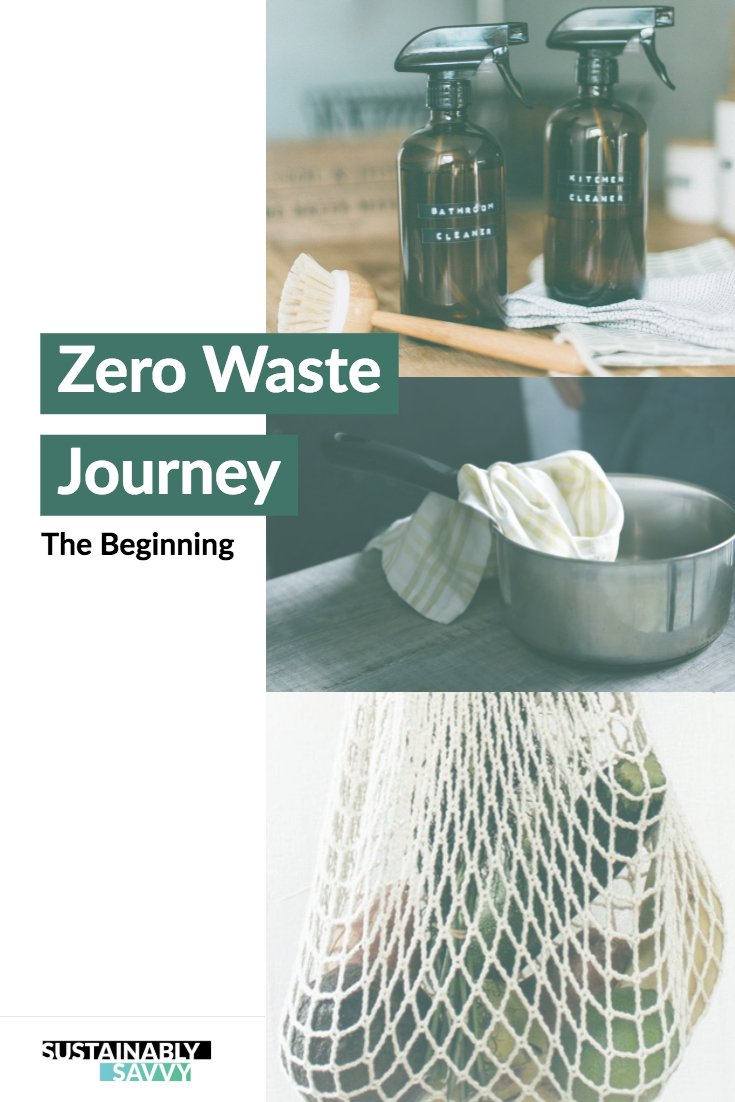 Zero Waste Journey The Beginning