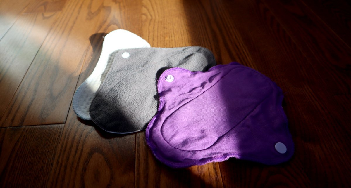 The Lowdown on Cloth Pads