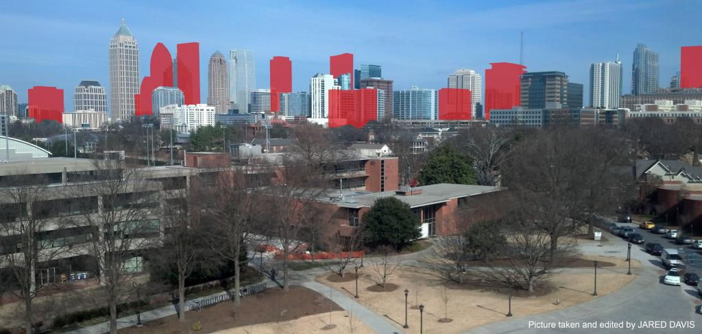 Atlanta is Suddenly a Top 10 Walkable US City; Really?