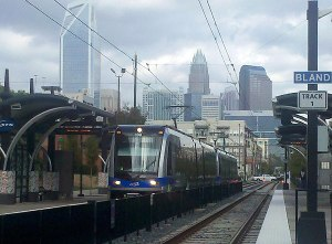 Charlotte Light Rail hamptonroads.com