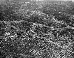 Rosslyn-Ballston Corridor, Arlington (1972) flickr.com