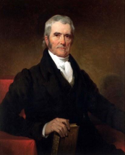 Justice John Marshall wikipedia.org