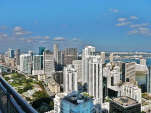 Miami's Brickell District wikipedia.org