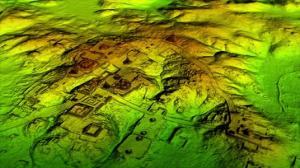Mayan LiDAR Image