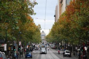 Swanston Street, Melbourne
