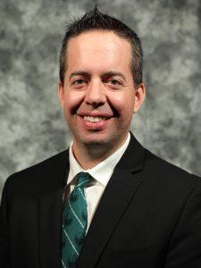 Aaron Richardson Mayor of Fitchburg