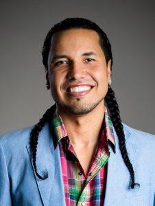 Gyasi Ross Author & Storyteller from the Blackfeet Nation