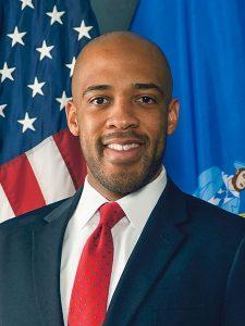Lt. Gov. Mandela Barnes
