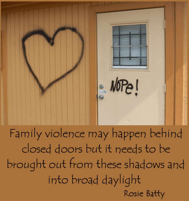 Saturday Quote Rosie Batty On Family Violence Sustaining Community